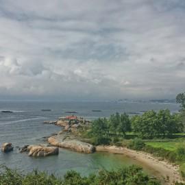 Faro de Punta Cabalo (A Illa de Arousa)